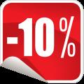 СКИДКА ВЕСЬ ЯНВАРЬ 10%