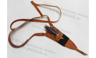 Портупея для плечевого ношения ножа