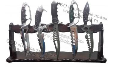 """Набор из 5 ножей """"Фэнтези"""""""