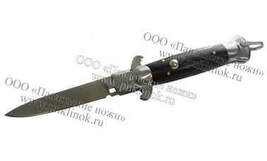 нож выкидной Флинт