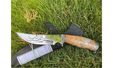 нож Ворон